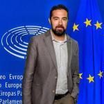 Andrea Bonfanti al parlamento europeo