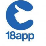 Il logo di 18app