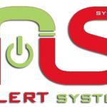 Il logo del servizio Alert System