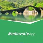 La schermata iniziale di Mediavalle App