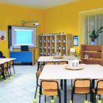 La classe di una scuola senza zaino (foto senzazaino.it)