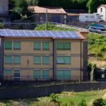I pannelli fotovoltaici sulla scuola secondaria di Pescaglia