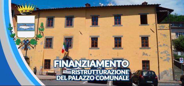 Rendering Palazzo Comunale