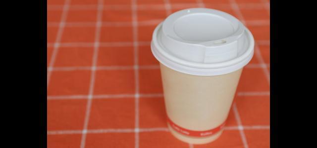 Un caffè da asporto