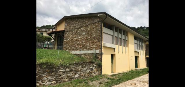 L'ex scuola primaria di Fiano Loppeglia