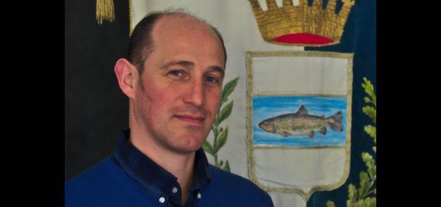 L'assessore alla scuola Valerio Bianchi