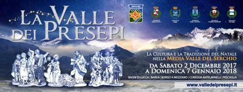 Banner Valle dei presepi