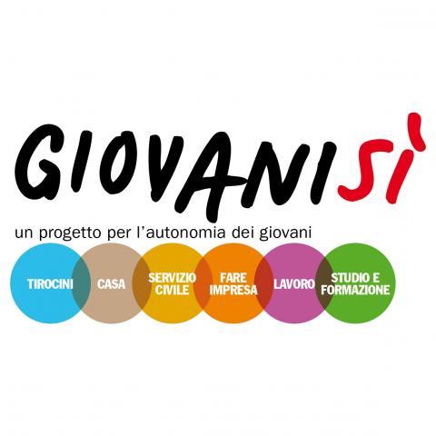 Il logo di GiovaniSì