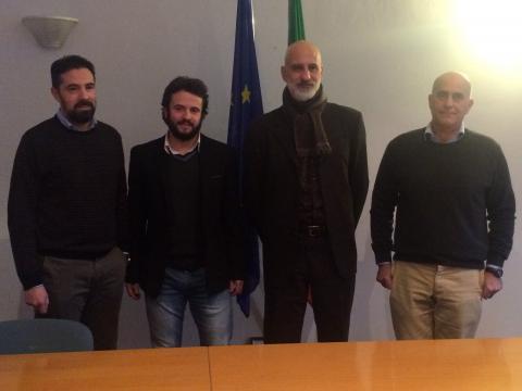 Sindaci di Pescaglia, Borgo a Mozzano e Bagni di Lucca